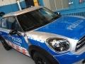 Polizei Mini Cooper